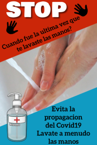 covid19 prevention/wash hands/hand gel/health Poster template