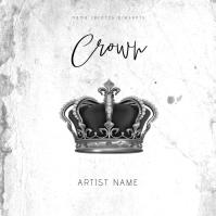 Cown Mixtape/Album Cover Art Template