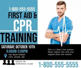 CPR Persegi Panjang Besar template