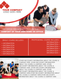 CPR Training Company Template