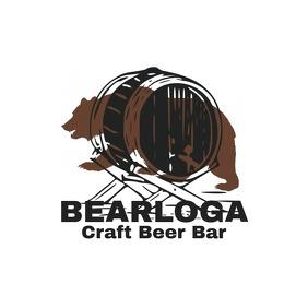 Craft Beer Bear Bar Logo