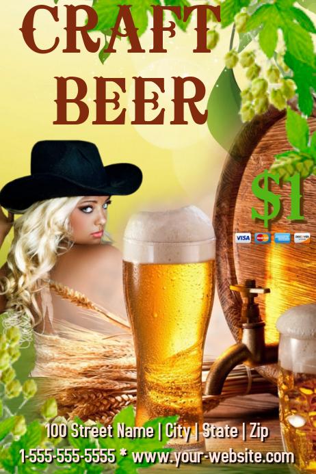 Craft Beer Sale