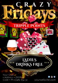 Crazy Fridays Poster