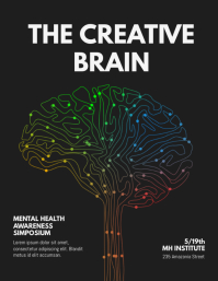 Creative Brain Flyer