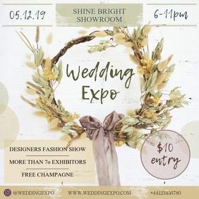 Creative Bridal Fair Video Advert