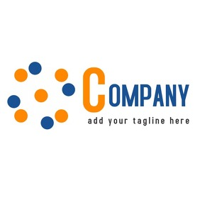 Creative colorful logo