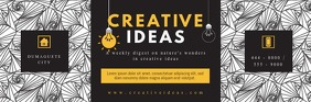 Creative Email Digest Email Header