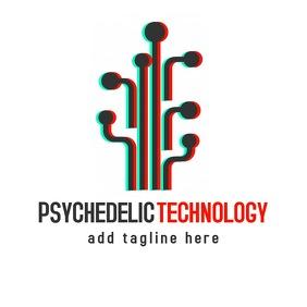 Creative icon tech logo