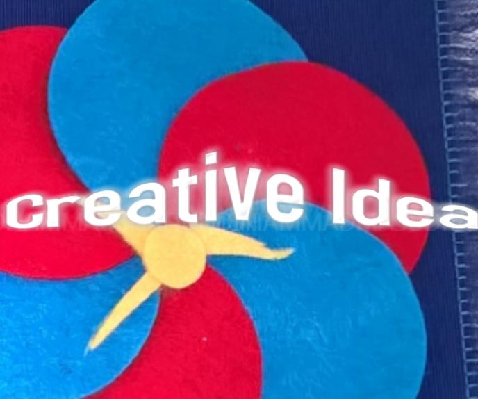 Creative Idea Großes Rechteck template