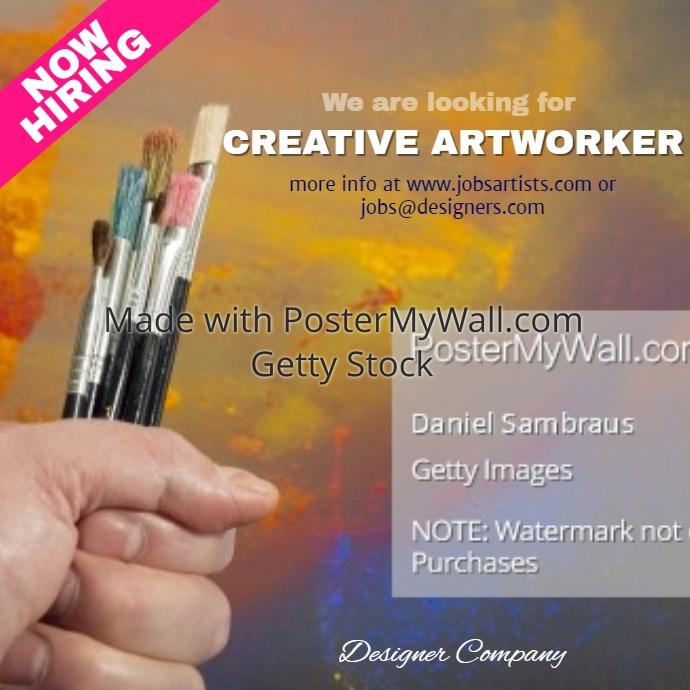 creative job insta