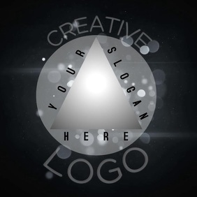 CREATIVE LOGO DIGITAL VIDEO DESIGN TEMPLATE
