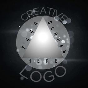 CREATIVE LOGO DIGITAL VIDEO DESIGN TEMPLATE