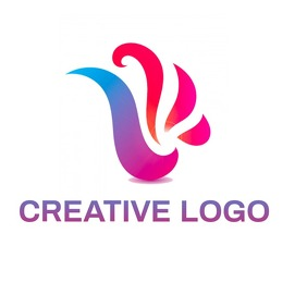 Creative logo or icon