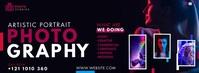 Creative Photography Ad Cover na Larawan ng Facebook template
