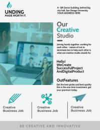 Creative Studio Poster Template