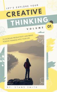 Creative Thinking Self Help Non-fiction Book