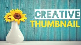 creative thumbnail
