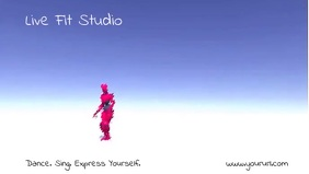 Artistic Dance Facebook Cover