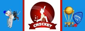 Cricket Facebook social media header