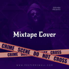Crime Scene Do Not Cross Mixtape