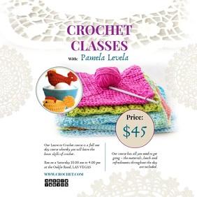 crochet classes1insta