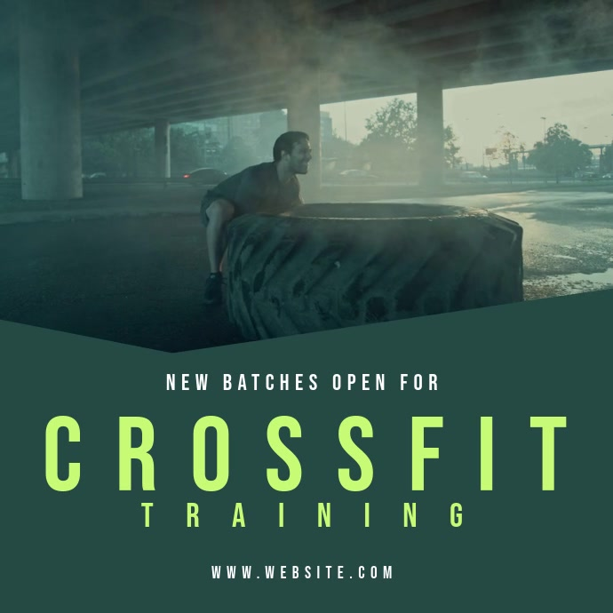 Crossfit training