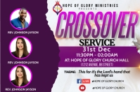 Crossover service Label template