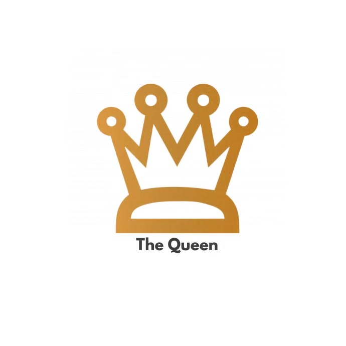 Crown Logo Logotipo template