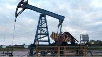 crude oil wells YouTube Thumbnail template