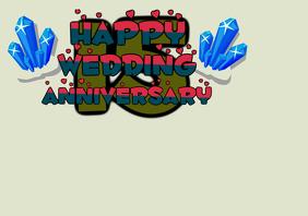 crystal anniversary
