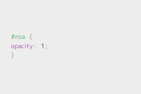 CSS pun