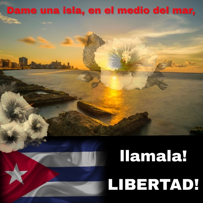Cuba/isla/libertad/sunset/island of Cuba