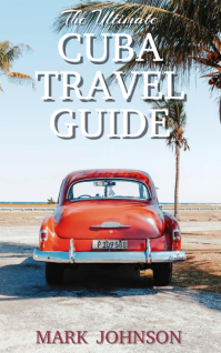 Cuba Travel Book Cover Kindle Template