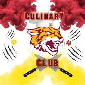 Culinary Club Flyer