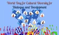 Cultural Diversity Merker template