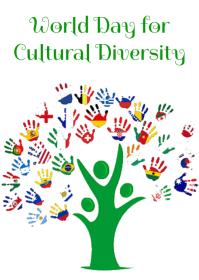 Cultural Diversity A6 template