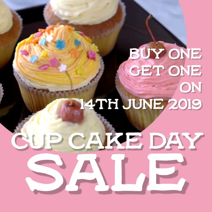 Cup cake day