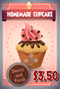190 Customizable Design Templates For Cakes Postermywall