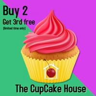 cupcakes/cupcake store/bakery/panaderia