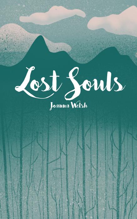 Forrest illustration for book cover art