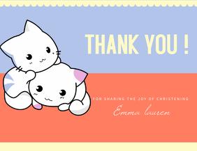 Customizable Design Templates For Thank You Postcard Designs