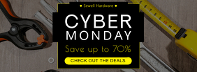 Cyber Monday Sale for Hardware Banner