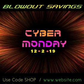 Cyber Monday Video Ad