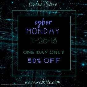 Cyber Monday Video