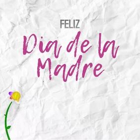Día de la Madre con video de flores instagra