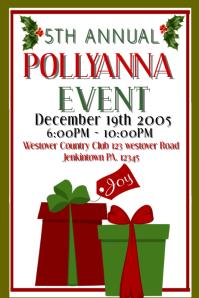 Pollyanna gift swap christmas