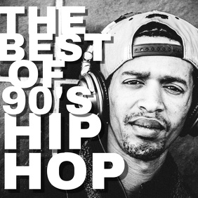 Hip Hop Album Cover Template