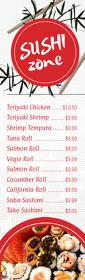 Sushi Menu Template Halv side Legal