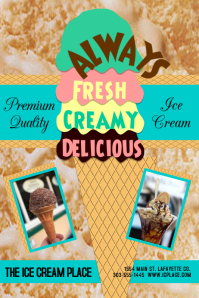 Always Fresh Ice Cream Vanilla