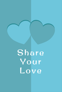 Share Your Love Poster